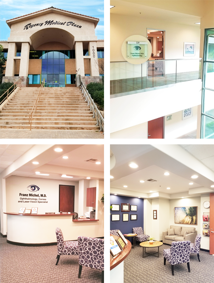 Ventura County Lasik Outside and Inside Office Photos