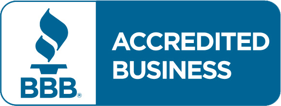 Hall of Fame Tri-County Member of BBB - Accredited Business