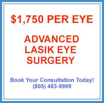 Advanced LASIK Eye Surgery - Thousand Oaks, Ventura, and Oxnard