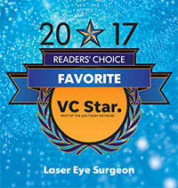 Ventura County Star Readers Choice Award 2017