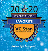 Ventura County Star Readers Choice Award 2020
